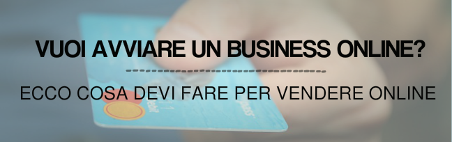 aprire e-commerce come fare