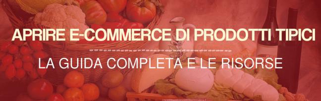 e-commerce prodotti tipici