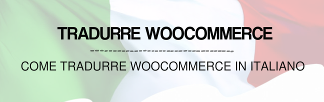 tradurre woocommerce in italiano